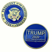 Trump Collection Dhf358 Keep Avatar Crafts Coins Great Presi...