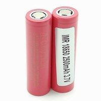 50pcs 100% Top alta qualidade 18650 bateria 3000mAh 35A Max descarga de alta exaurir as baterias 25R VTC5 VTC4 HG2 HE2 HE4 Fedex frete grátis