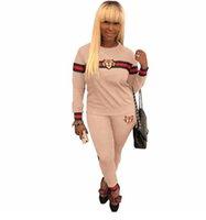 Neo Abbigliamento donna Abbigliamento donna Sportswear Felpe con cappuccio Donne jogging Sport Suit per Yoga Indossare Vestiti per il tempo libero Abbigliamento Aerobica Abbigliamento