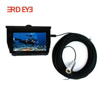 시스템 5inch 1080p 풀 HD 수중 야외 미니 TVI 비디오 감시 카메라 컬러 모니터 키트