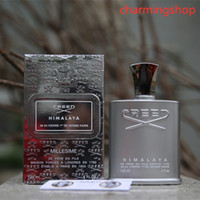 Sliver Royal Creed Fragrance Himalaya Millesime Aventus Viking Profumo perfume Uomini Profumo 120ml Eau de Parfum Elevato fragranza liquido spray Top QUALI