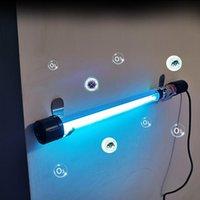 110 V Ozon El UV Dezenfeksiyon Lambası Seyahat Rod için Sterilizasyon Lambası UV Lambası Etkili Ev Dezenfektan Rod Ozon Ile UV Lambası