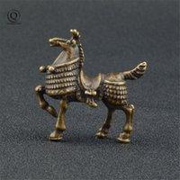 الحرب النحاس خمر الحصان التماثيل نيس ستيد الحصان حيوان أليف المفاتيح كيرينغ سلسلة المفاتيح الكلاسيكية حقيبة 3D سلسلة مفتاح هدية الإبداعية