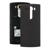 Batterie d'origine Gird Texture couverture pour LG V10