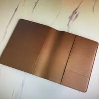 R20100 Office Beyaz Gündemi Not Defteri Orta Memo Kağıt Dizüstü Tutucu Gerçek Dergisi Jotter Kredi Kutusu Deri Yuvaları Kapak Kart OMXBO