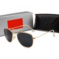 보 여성 남성을위한 최고 품질의 브랜드 판자 선글라스 서양 고전 평방 UV400 망 검은 큰 각도 프레임 G15 태양 안경