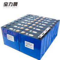 SINIF A 16pcs 3,2V 135Ah lifepo4 piller Lityum Demir Fosfat Hücre güneş 24V 48V150Ah hücreleri değil 120Ah 150Ah AB ABD TAX FREE
