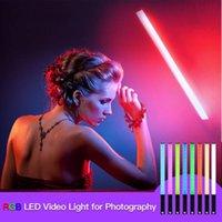 Lampeggia Luxceo RGB PO PO Pogramma Pografico LED Studio 10W 3000K Pografia professionale Video luci