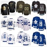 Homens Crianças Wome 2020 Notícias Toronto Maple Leafs Hóquei jerseys Vários estilos dos homens Hyman Kapanen personalizar qualquer número de qualquer jérsei conhecido hóquei