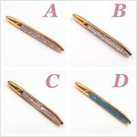 Trucco Diamante Magico autoadesiva Liquid Eyeliner Pencil Magnet-libero etichetta impermeabile Lash Gule penna personalizzata privato all'ingrosso