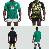 20 21 Coupe du Monde de rugby Irlande Jersey Irlande IRFU NRL ville Munster Rugby League Leinster Jersey 2020 chemises autre Irishman TAILLE: S-5XL