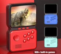 M3 لعبة وحدة القتال المحمولة ممرات مع TF ترقية Bulit-900 في ألعاب الرجعية Juystick Console TV Outlet VS 400 في 620 821 Easy Pacakge