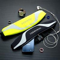 ファニーパック防水ウエストバンドポーチバッグケース実行ジムスポーツアームバンドfor iPhone 6 6S 7 8プラスX電話ケースカバー