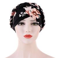 Полного покрытие Внутренней мусульманской Cap печать мусульманского Stretch Тюрбан Cap исламский Underscarf Bonnet Hat Женский Turbante Mujer