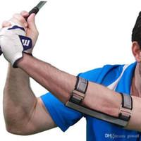 Оптово-гольф-гольф Учебные пособия СПИДа Смачанные тренажеры Rebalke Brace Reb Рука прямой Практика Позы Корректор поддержки Arc Golf Tools Аксессуары