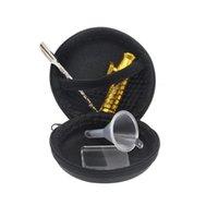 Beliebte Schnupftabakflasche Kit portable Rauchen Set Kopfhörer Pack 5-teiliges Set