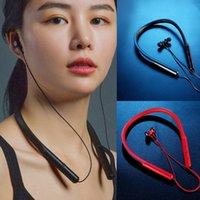 Hot Magnetic Headphones Bluetooth 5.0 سماعة اللاسلكية Neckband سماعات IPX5 ماء الرياضة ياربود مع إلغاء الضوضاء Mic