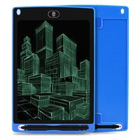 """8.5 """"LCD Yazma Tablet El Yazısı Ped Manyetik Dijital Çizim Kurulu Grafik Kağıtsız Not Defteri Destek Ekran Temizle Fonksiyonu 2107445"""