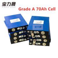 20PCS 3.2V 70Ah CALB LiFePO4 Batterie 2020 NEW Grade A Lithium-Eisen-Phosphat-Solar-48V 60V 24V L135F68 Zellen nicht 80AH 100 Ah