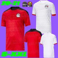 Thai Quality 2021 Egitto M. Salah Soccer Jerseys Casa Away 2122 Kahraba A. A. Hegazi Ramadan Camicia da calcio