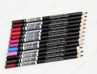 Lápis lápis de lápis por atacado e lápis de revestimento de olho impermeável nutritivo natural fácil de usar o lápis do revestimento do olho de maquiagem