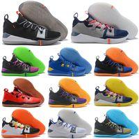 2020 Yeni Yüksek Kalite Mamba Erkekler Basketbol Ayakkabı Atletizm Sneakers Protro Spor Açık Ayakkabı Boyutu 40-46