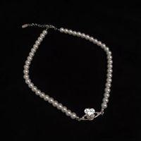 Novas senhoras boutique pingente cheio de diamantes Saturn colar de pérolas clavícula de cadeia pescoço cadeia de presente o amor seus acessórios transporte livre