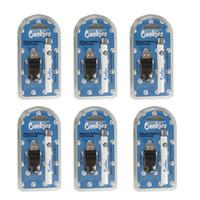 Cookies 510 Fio Vape Caneta Bateria Recarregável Vaes Baterias E Cigarros Starter Kits 350mAh Ajustável Tensão Vaporizador Pens USB Carregador