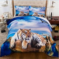 fashion Explosive bedding beach tiger three- piece four- piece...