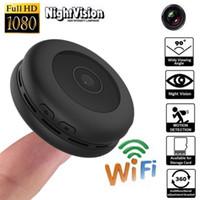 مصغرة كاميرات HD كاميرا 1080P DIY المحمولة DV / WIFI IP Wireless Micro Webcam كاميرا فيديو مسجل دعم Remote عرض بطاقة Hidden TF