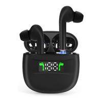 J3 Pro TWS Bluetooth Fones de ouvido 5.2 verdadeira sem fio Earbuds Fones de ouvido estéreo para Xiaomi Handsfree Telefone HD Gaming Headset Esporte