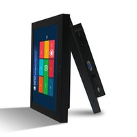 Monitors 10, 12, 15, 17, 19, 21 Inch Waterproof Embedded Capacitive Industrial No Touch Screen Panel