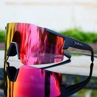 Kapvoe Спорт на открытом воздухе Велоспорт очки мужские и женские Новые бескаркасных-роуд Горный велосипед Мотоцикл очки спорта