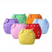 Подгузники ткани Детские моющиеся многоразовые реальные карманные подгузники для подгузника для подгузника.