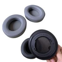 Razer의 크라켄 7.1 V2 크라켄 프로 V2 헤드폰 귀마개 이어폰 슬리브 헤드셋에 대한 교체 가죽 메모리 폼 귀 패드 쿠션