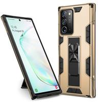 삼성 S21 Ultra 5G Shockproof Kikstand 전화 케이스 삼성 Note 20 S20 FE Ultra A71 A51 5G A41 A31 A21S A21 A11 A01 코어