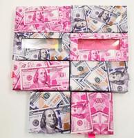 밍크 속눈썹 상자 미국은 속눈썹이 래쉬 박스 GGA3739 포장 속눈썹 돈없이 빈 래쉬 케이스 속눈썹 상자를 포장 달러