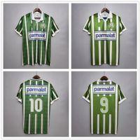 1992 1993 Palmeiras Retro Soccer Jerseys 1993 1994 Maison Vintage Vintage Classique 92 93 94 Custom Palmeiras Chemises de football
