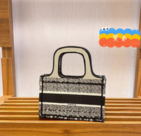 Designer Luxus-Handtaschen Portemonnaie Frauen sticken Einkaufstasche Dame klassischer neueste hochwertige Marken-Beutel mit L0G0 Totes