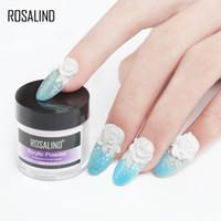 Акриловый порошок гель для ногтей для ногтей для ногтей украшения хрустальные маникюр набор набор профессиональных аксессуаров для ногтей