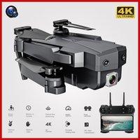 Drones WiFi RC DRONE 4K 1080P HD DUAL CAMIENTE DRON FLUJO óptico Aéreo Quadcopter FPV Larga batería Juguetes para niños