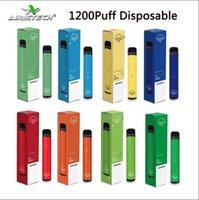 100% оригинальный бренд Airistech Airis XL Одноразовый Pod устройства 1200 слоеного 3,5 мл Укажи Портативный Vape Стик ручки Bar System 850mAh На складе