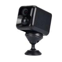 Mini Câmaras WiFi 1080P HD Camera PIR Sensor Bateria Recarregável IP Wireless Surveilance Night Vision Cam