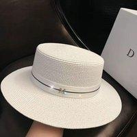luxe - chapeau de soleil femme féminin mette m lettre mette chapeau de paille de paille de paille chapeaux dames chapeaux de plage