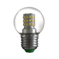 Üç Renk Dönüşüm G45 Dim Edison Stil Antik LED Ampul 3000k 6000K 4000K Sıcak Beyaz Lambalar E27 110V ~ 240V