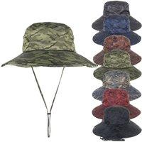 2020 Sonbahar Güneş Şapka Kadın Erkek Moda Yaz Açık Güneş Şapka Kova Örgü Kurutma Balıkçılık Kap Disket Cloche Z425