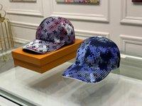 2020 tasarımcı Lüks şapkalar erkek kadın Şapkalarımızda snapbacks baba şapkaları casquette moda beyzbol şapkası Cappelli Firmati L-0031