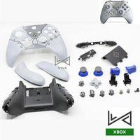 Controller di gioco Joysticks Custodia per custodia completa per Xbox One S Slim Gamepad Cover Custodia con telaio con pulsanti paraurti MOD Kit