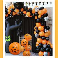 Хэллоуин шары быстро зарядки тыквы призрака фестивальных шаров Дети игрушки с огнями, модель Amazon взрыва собственный логотип