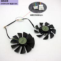 Fanlar Soğutma T129215SU FD10015H12S Asus GTX780 GTX780TI R9 280X / 290X Grafik Video Kartları Soğutma Fanı